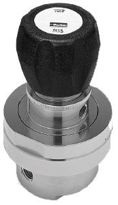 Ohio Valley Industrial Services- Coalescing Filters, Regulators, and Lubricators- ABP3 Series Back Pressure Regulator