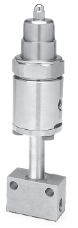 Ohio Valley Industrial Services- Coalescing Filters, Regulators, and Lubricators- AVR3 Series Steam Heated, Vaporizing Pressure Regulator