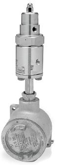 Ohio Valley Industrial Services- Coalescing Filters, Regulators, and Lubricators- AVR4 Series Electrically Heated, Vaporizing Pressure Regulator