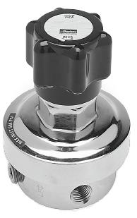 Ohio Valley Industrial Services- Coalescing Filters, Regulators, and Lubricators- HFR900 Series Single-Stage, High Flow Pressure Regulator