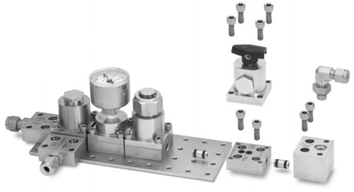 Ohio Valley Industrial Services- Parker Instrumentation, Manifolds, and Valves- IntraFlow™ Modular Systems