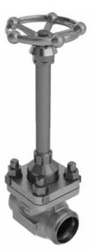 Ohio Valley Industrial Services- Instrumentation, Manifolds, and Valves- Marine Valves for Industrial Marine Applications- Screw Down Non-return Valve- Stainless Steel Stem Globe Valve