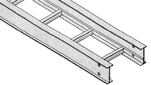 Ohio Valley Industrial Services- Raceway and Cable Tray Systems- Aluminum Ladder Type Cable Tray