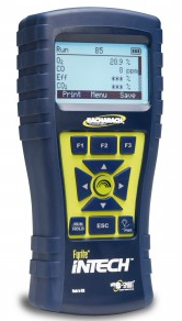 Ohio Valley Industrial Services- Hand Held Instruments- Bacharach- Fyrite® InTech®
