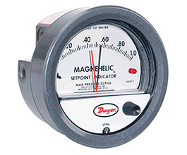 Ohio Valley Industrial Services- Dwyer-Series 2000-SP Magnehelic® Differential Pressure Gauge