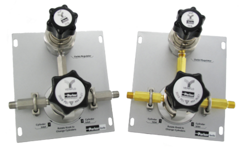 Ohio Valley Industrial Services- Veriflo- Parker Mini ChangeOver System