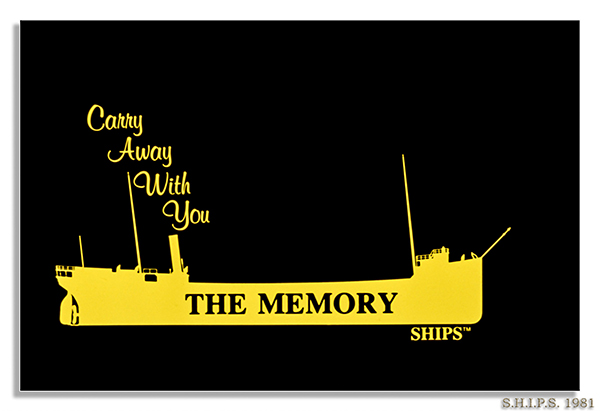 SHIPS - Carry the Memory