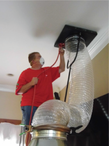 Air Duct Cleaning in Mansfield, Arlington and DFW