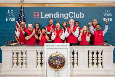 LendingClub Celebrates 3 Million Borrowers; Pays Off US Army Veteran's Loan