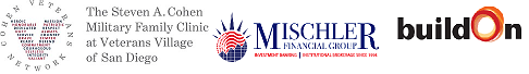 Mischler Financial Group 2019 Annual Veterans Day Month Pledge Goes to  Cohen Veteran Network's San Diego Military Family Clinic and buildOn.org