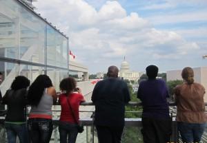 Visiting DC