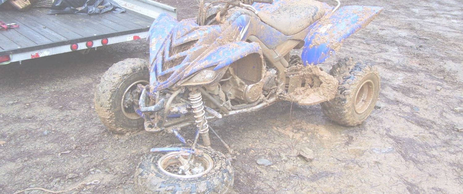Selling a salvage Motorcycle