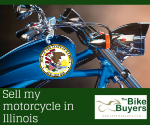 Sell my motorcycle Illinois - Thebikebuyers