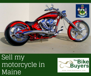 Sell my motorcycle in Maine - Thebikebuyers.com