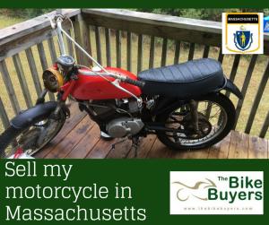 Sell my motorcycle Massachusetts - Thebikebuyers.com