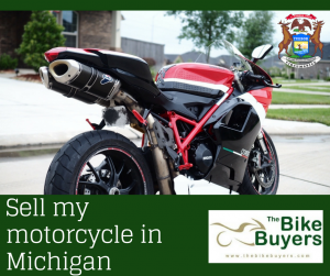 Sell my motorcycle Michigan - Thebikebuyers.com