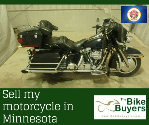 Sell my motorcycle Minnesota - Thebikebuyers.com