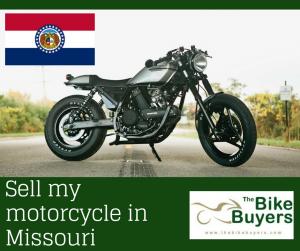 Sell my motorcycle Missouri - Thebikebuyers.com