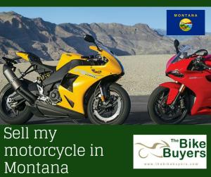 Sell my motorcycle Montana - Thebikebuyers