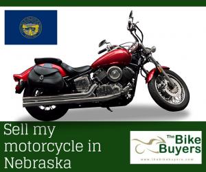 Sell my motorcycle Nebraska - Thebikebuyers