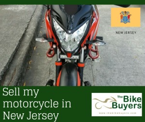 Sell my motorcycle New Jersey - Thebikebuyers