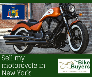 Sell my motorcycle New York - Thebikebuyers