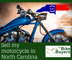 Sell my motorcycle North Carolina - Thebikebuyers