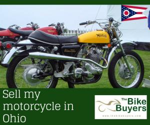 Sell my motorcycle Ohio - Thebikebuyers