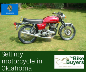 Sell my motorcycle Oklahoma - Thebikebuyers
