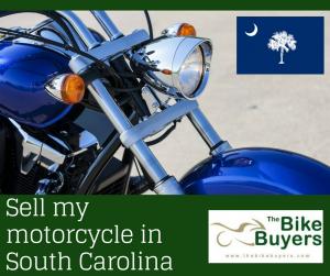 Sell my motorcycle South Carolina - Thebikebuyers