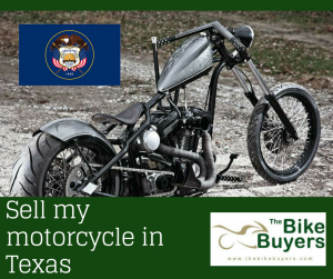 Sell my motorcycle Utah - Thebikebuyers