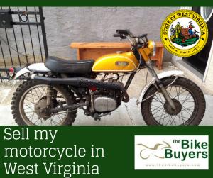Sell my motorcycle West Virginia - Thebikebuyers