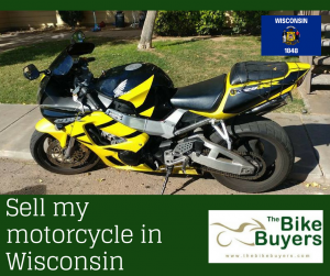 Sell my motorcycle Wisconsin - Thebikebuyers