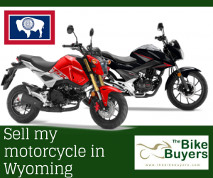 Sell my motorcycle Wyoming - Thebikebuyers