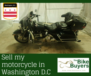 sell my motorcycle in Washington D.C. the bike buyers