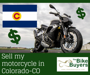 Sell my motorcycle in Colorado-CO - Thebikebuyer
