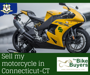 Sell my motorcycle in Connecticut-CT- TheBikeBuyers