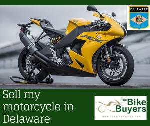 Sell my motorcycle in Delaware - TheBikeBuyers