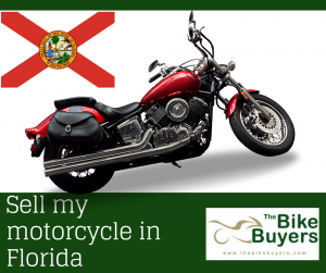 Sell my motorcycle in Florida - TheBikeBuyers