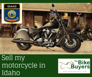 Sell my motorcycle in Idaho - TheBikeBuyers