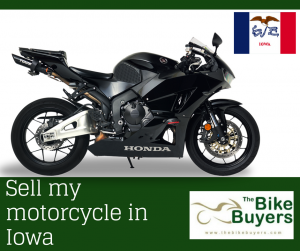Sell my motorcycle in Iowa - TheBikeBuyers