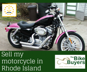 Sell my motorcycle Rhode Island - Thebikebuyers
