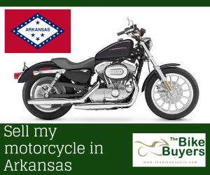 Sell my motorcycle in Arkansas - TheBikeBuyers