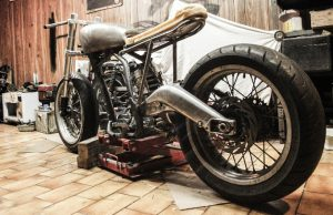 Sell junk motorcycle