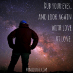 Rumi talking in the night poem quote meaning