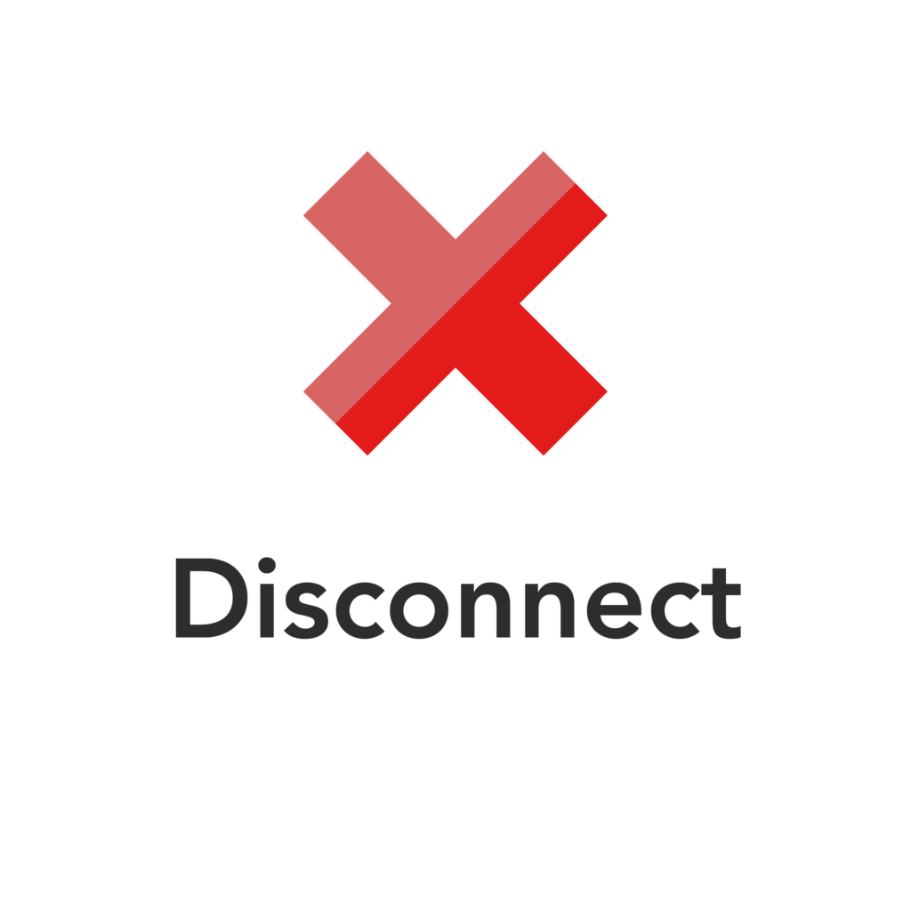 MACD Disconnect