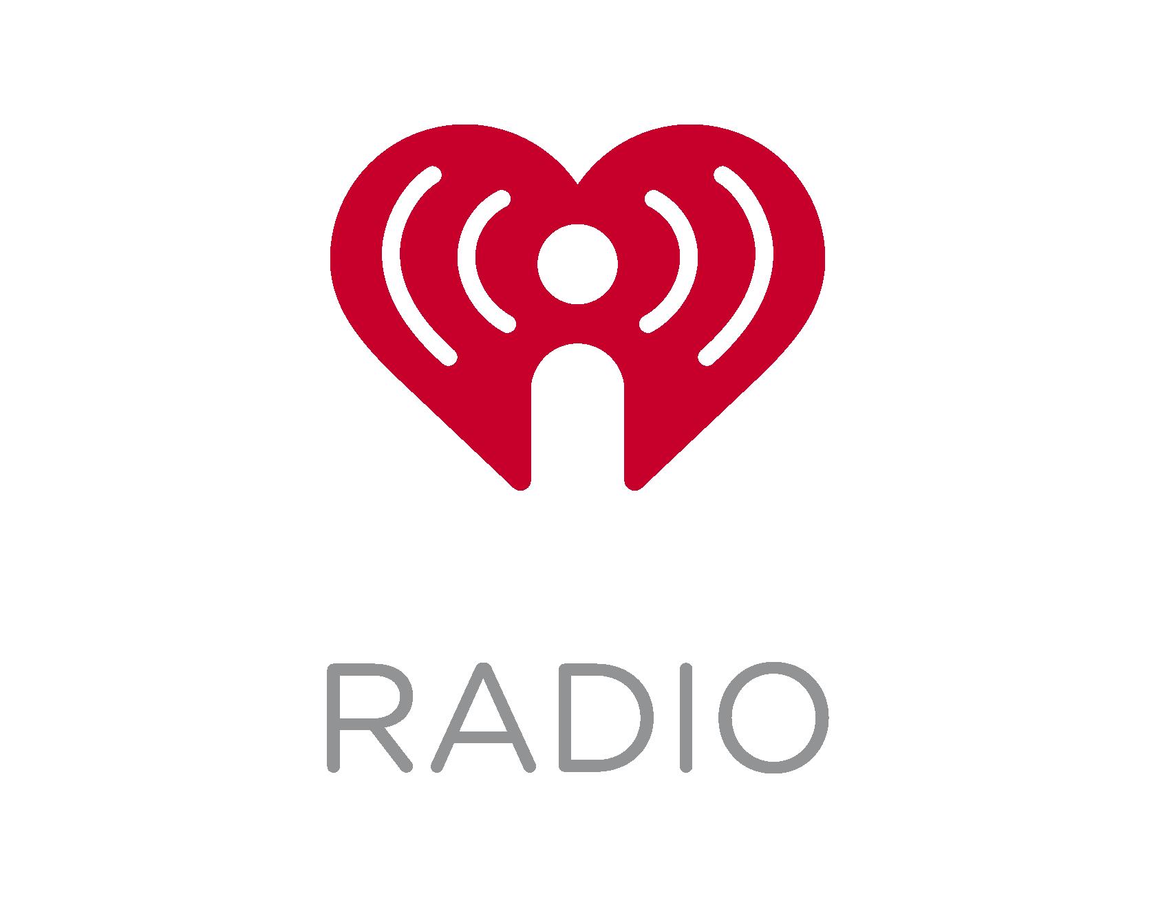 Listen to us on iHeart Radio