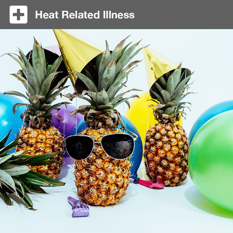 Heat Related Illness Wellness Blog