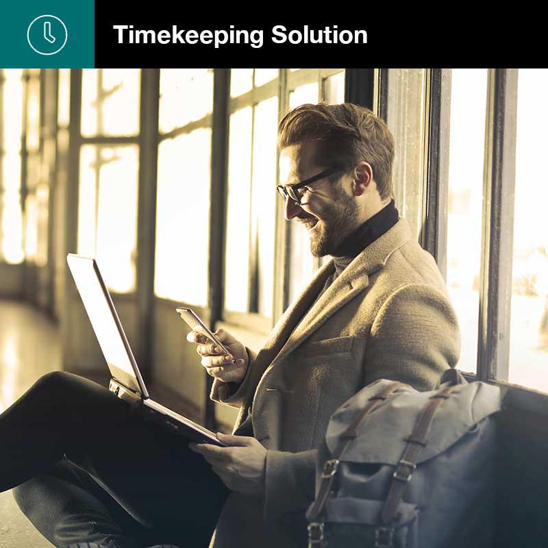 Timekeeping Solution