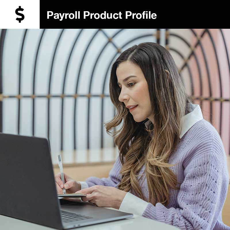 Payroll Product Profile